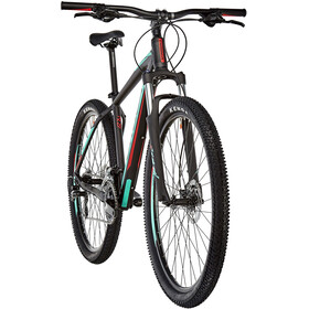 "ORBEA MX 50 29"" MTB Hardtail sort/turkis"